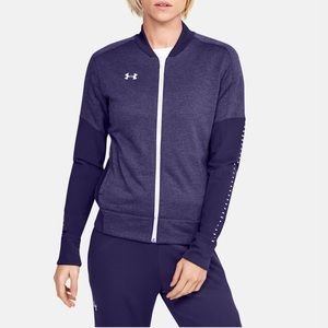 Under Armour Women's UA Knit Warm-Up Jacket